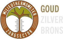 Logo milieuthermometer
